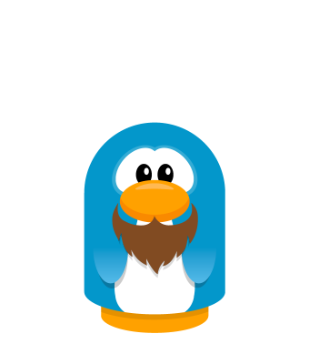 Sprite goatee brown penguin.png