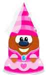 Sprite princess hat pink-princess dress pink beaver.png