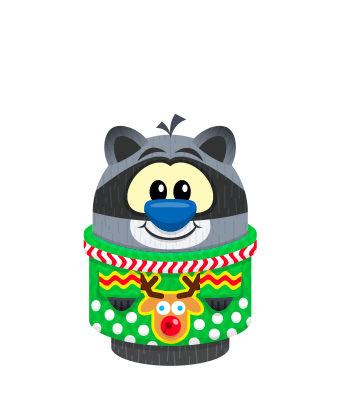 Sprite tacky green raccoon.png