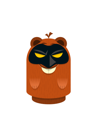 Sprite super mask black beaver.png