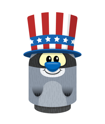 Sprite unclesam raccoon.png
