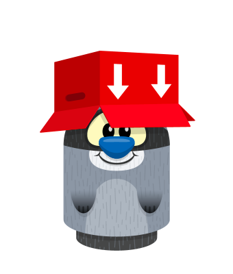 Sprite box hat red raccoon.png