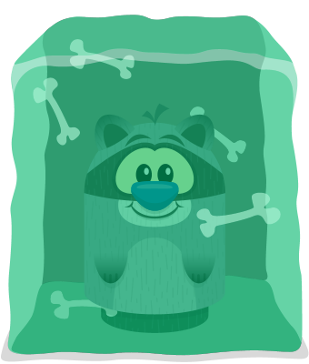 Sprite gelatinous green raccoon.png