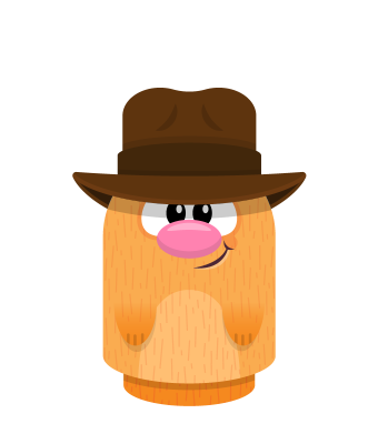 Sprite tomb fedora hamster.png