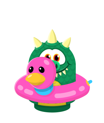 Sprite float pink lizard.png