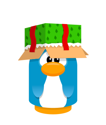 Sprite gift hat green penguin.png