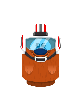 Sprite flight helmet red beaver.png