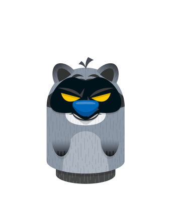 Sprite super mask black raccoon.png