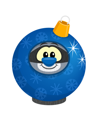 Sprite ornament blue raccoon.png