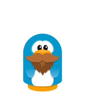Sprite beard1 brown penguin.png