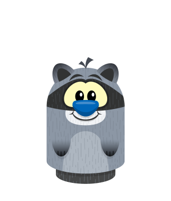 Sprite doctor shoes blue raccoon.png