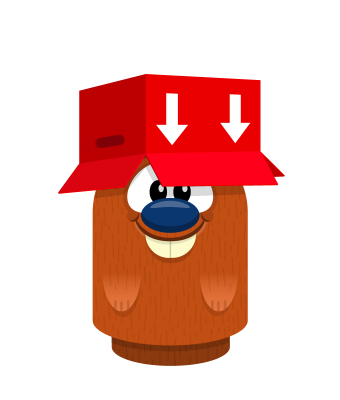 Sprite box hat red beaver.png