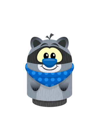Sprite bandana neck blue raccoon.png