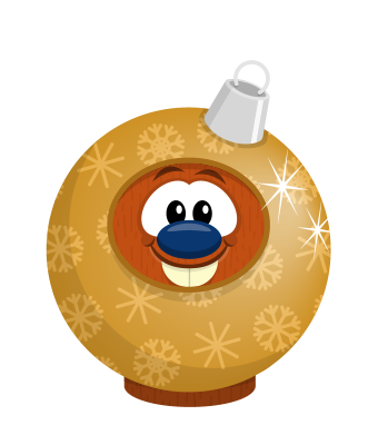 Sprite ornament gold beaver.png