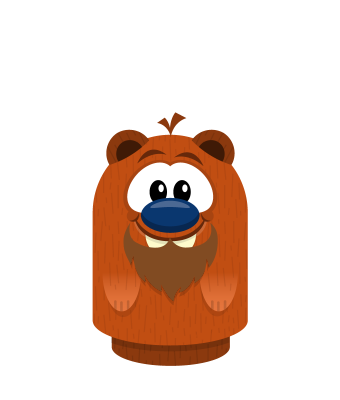 Sprite goatee brown beaver.png