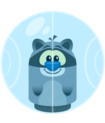 Sprite ball blue raccoon.png