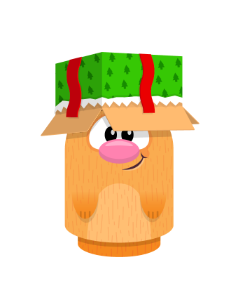 Sprite gift hat green hamster.png