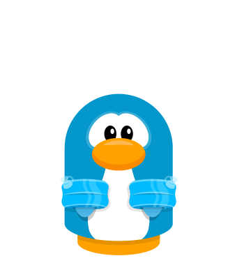 Sprite water wings blue penguin.png