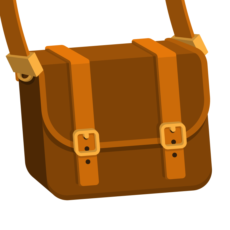 Icon messenger brown.png