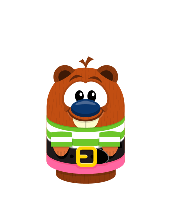 Sprite pirate crew green beaver.png
