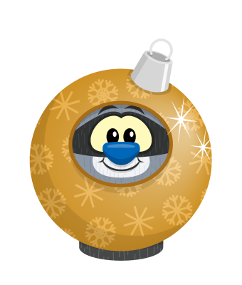 Sprite ornament gold raccoon.png
