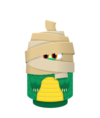 Sprite mummy head lizard.png