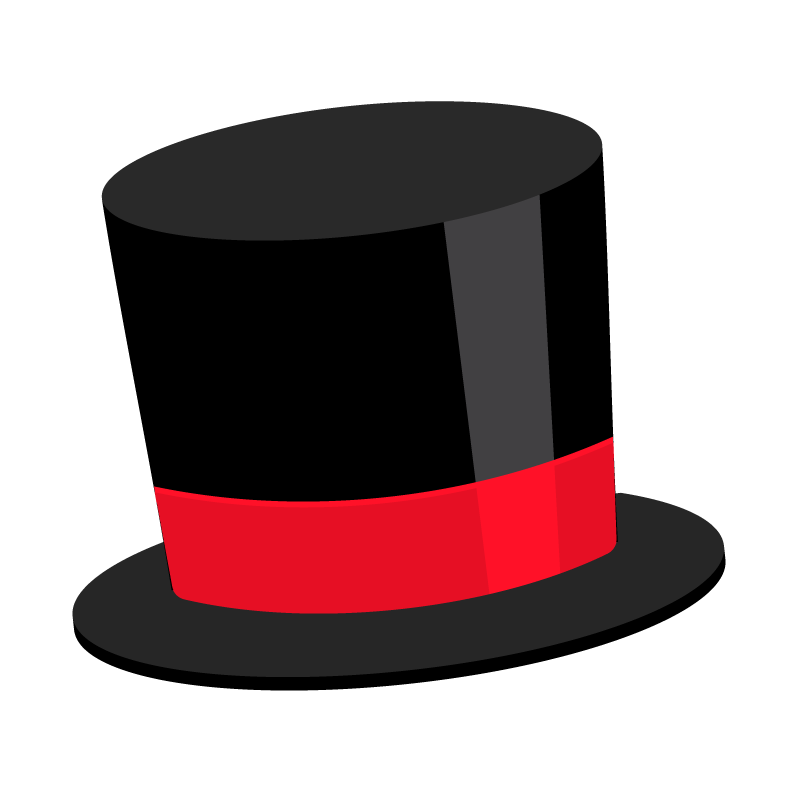 Icon ringmaster hat black.png