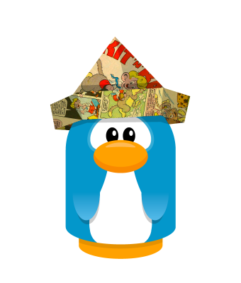 Sprite paperhat colour penguin.png