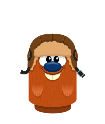 Sprite aviator hat brown beaver.png