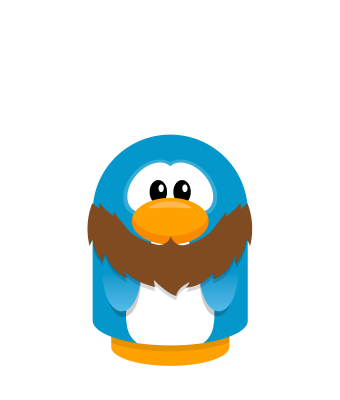 Sprite beard2 brown penguin.png