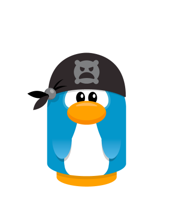 Sprite pirate bandana darkblack penguin.png