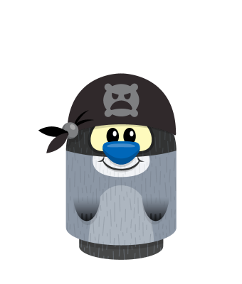 Sprite pirate bandana darkblack raccoon.png