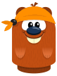 Sprite bandana orange old beaver.png