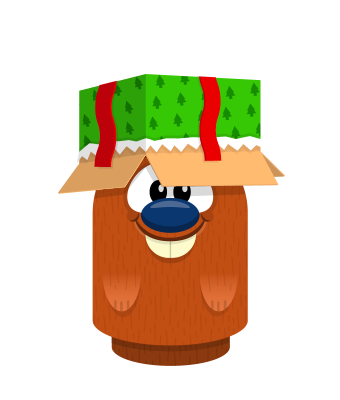 Sprite gift hat green beaver.png