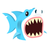 Icon shark blue.png