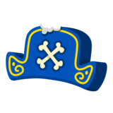 Icon pirate hat blue.png