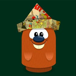 Artwork Coloured Paper Hat.jpg