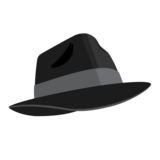 Icon fedora black.png